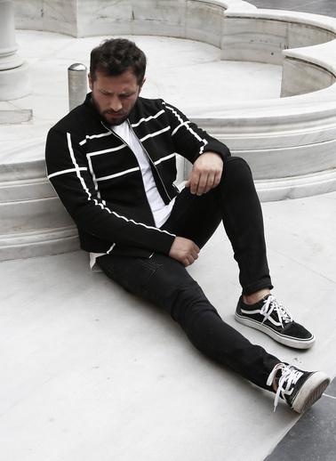 XHAN Ceket Siyah